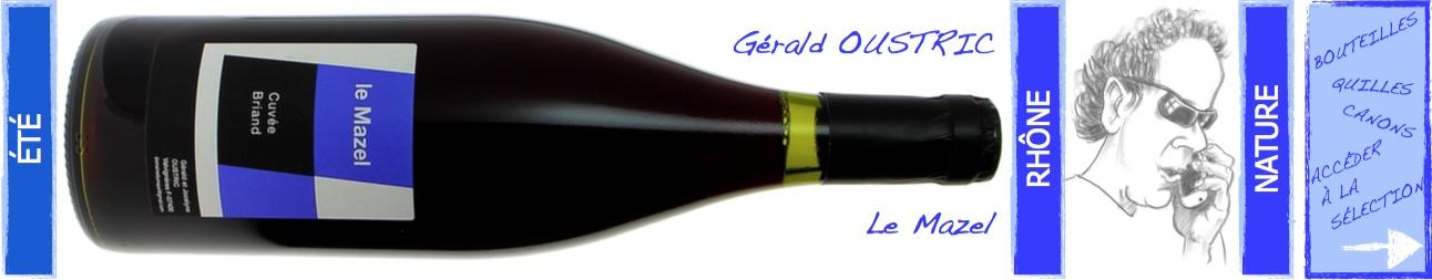 Gerarld Oustric - Le Mazel