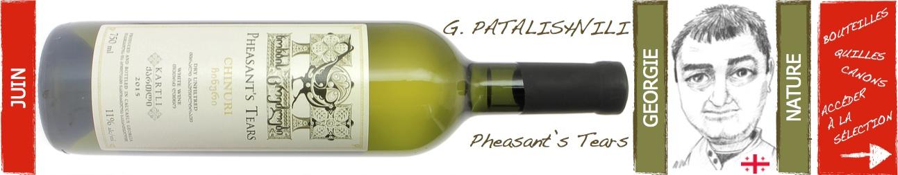 Pheasant's Tears - Gela Patalishvili