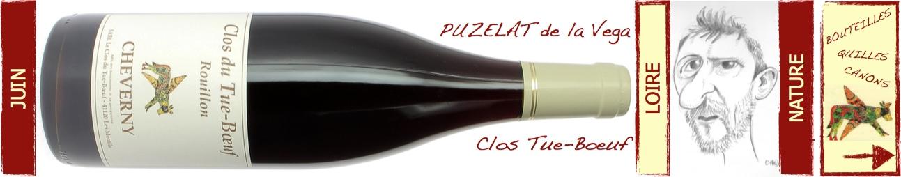Clos Tue-Boeuf - thierry puzelat