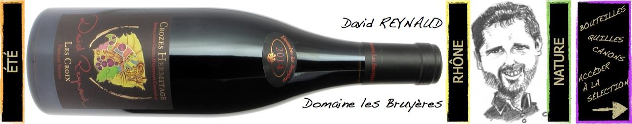 David Reynaud - Domaine les Bruyères