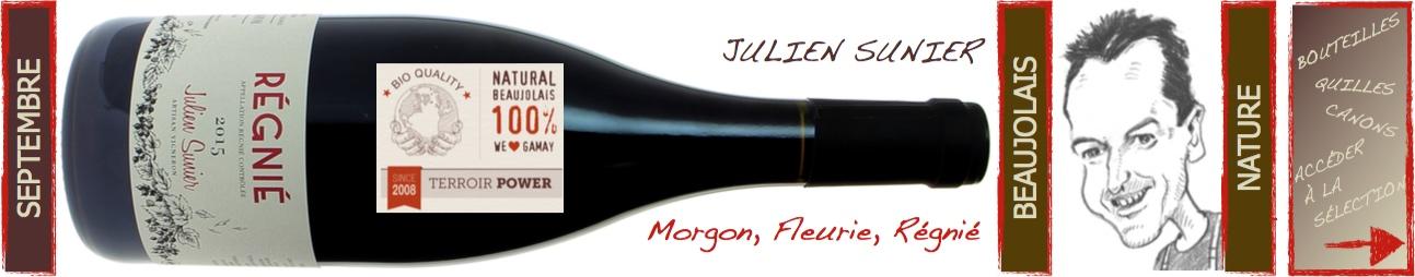 Julien Sunier Beaujolais