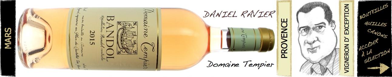 Bandol Domaine Tempier