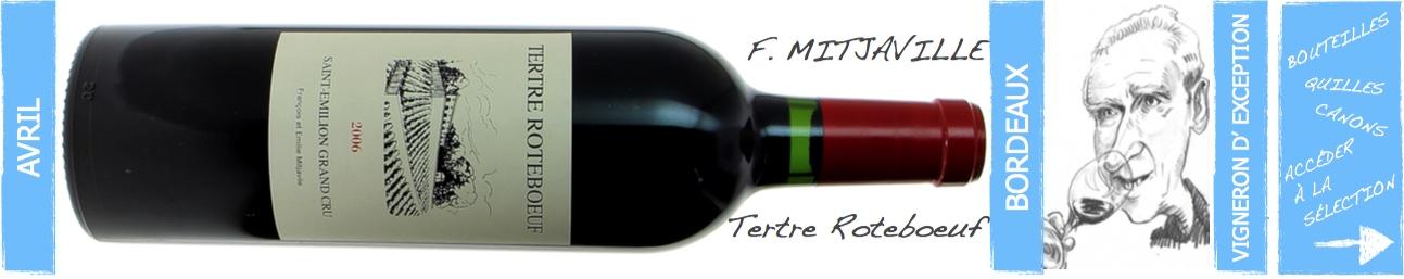 Tretre-Roteboeuf Roc de Cambes François Mitjaville